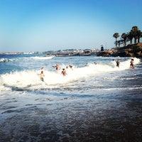 Photo taken at Municipal Beach by Anna M. on 7/2/2013
