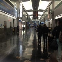 Photo taken at Concourse D by Maria B. on 5/21/2013