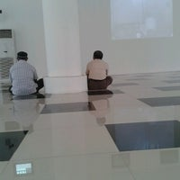 Photo taken at Masjid Asy Syifa by Masarie on 9/21/2012