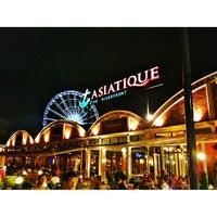 Photo taken at Asiatique The Riverfront by Jasper S. on 4/28/2013