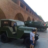 Das Foto wurde bei Demetrios Turm von Marines am 7/27/2018 aufgenommen