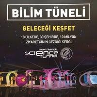 Photo taken at Bilim Tüneli by Ercan G. on 1/31/2015