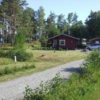 Photo taken at Grännäs Homestead by Ivan I. on 7/16/2013