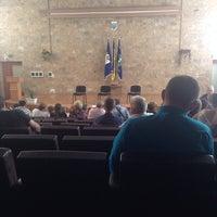 Photo taken at Дарницька районна в місті Києві державна адміністрація by Nastena P. on 5/22/2014