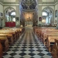 Photo taken at Duomo Palmanova by Ákos M. on 12/9/2015