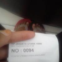 Photo taken at Kantor Pos Jakarta Utara by Lamtiar S. on 5/20/2013