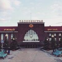 Photo taken at Остановка «Проспект Калинина — Южный вокзал» by Kirill A. on 6/15/2015