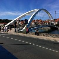 Photo taken at Puente de la Estación by krollian on 8/25/2014