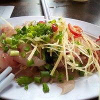 Photo taken at Ah Chiang's Porridge by Grace on 9/21/2012