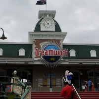 Photo taken at Dreamworld by Grace on 6/8/2013