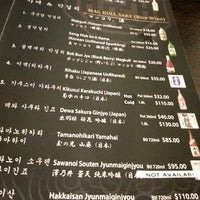 Photo taken at Han Sang Korean Charcoal BBQ by Grace on 5/13/2014
