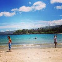 Das Foto wurde bei Mauna Kea Beach von Michael J. am 6/9/2013 aufgenommen