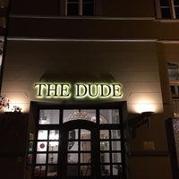 Photo taken at The Dude Hotel by Lars F. on 11/11/2014