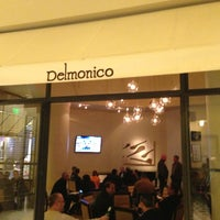 Photo taken at Delmonico Steakhouse by Lars F. on 1/8/2013