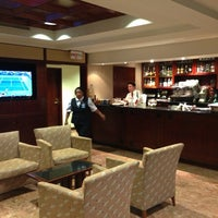 Photo taken at American Airlines Admirals Club by Hristo M. on 9/2/2013