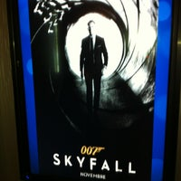Photo taken at Cinéma Cineplex Odeon Ste-Foy by Pierre-Thomas C. on 11/11/2012