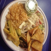 Photo taken at Tony's Sombrero Mexican Cuisine by Matthew B. on 11/5/2013