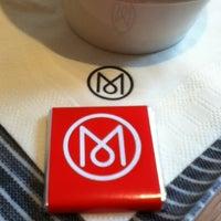 4/9/2013 tarihinde Brett M.ziyaretçi tarafından The Monocle Café'de çekilen fotoğraf