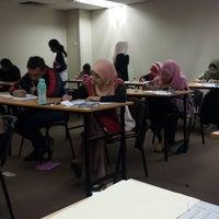 Photo taken at Asia E-University, Kuala Lumpur, Malaysia - Degree, Master, PhD, eLearning, by Fiza A. on 8/21/2016