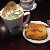 Photo taken at Caffè Nero by Alex M. on 4/21/2014