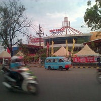 Photo taken at Makassar Town Square (M'TOS) by hardianti a. on 10/20/2012