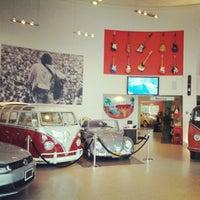 Photo taken at Langan Volkswagen of Vernon by William B. on 10/30/2012