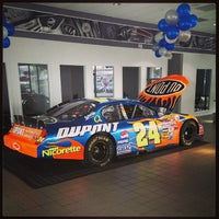 Photo taken at Rick Hendrick Chevrolet by William B. on 1/9/2014