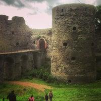 Снимок сделан в Копорская крепость пользователем Sergey S. 7/20/2013