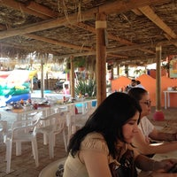 Photo taken at Mariscos La Playita by Toño P. on 3/28/2014
