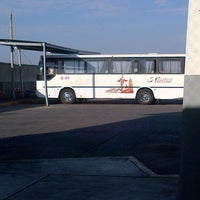Photo taken at Central de Autobuses by Toño P. on 12/9/2012