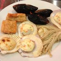 Photo taken at Shogun Japanese Buffet Restaurant by Kenneth L. on 11/16/2012
