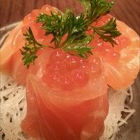Photo taken at Sushi Tei by yuni y. on 7/19/2013