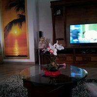 Photo taken at Chácara *.* by Mansur A. on 11/14/2012