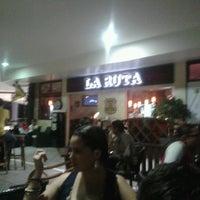 Photo taken at La ruta by Ernesto G. on 9/14/2012