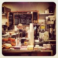 Снимок сделан в Everyman Espresso пользователем Burk J. 1/19/2013