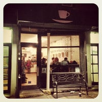 Photo taken at Ninth Street Espresso by Burk J. on 3/2/2013