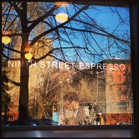 Photo taken at Ninth Street Espresso by Burk J. on 3/14/2013