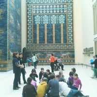 Photo taken at Museum für Islamische Kunst im Pergamonmuseum by Quodlibet on 3/5/2013