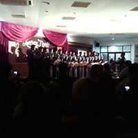 Photo taken at Gedung AR Fachruddin B by Adityo S. on 3/4/2013