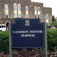 Photo taken at Cameron Indoor Stadium by Mike G. on 6/7/2013