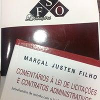 Photo taken at FSO Licitações by Alex F. on 10/19/2012