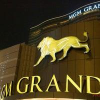 Photo taken at MGM Macau 美高梅 by YulKoz on 12/31/2012