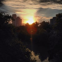 Photo taken at Memorial/Allen Parkway Trails by sozavac on 10/12/2013