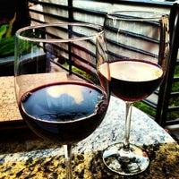 Photo taken at The Wine Cellar Wine & Mezza Bar by sozavac on 4/14/2013