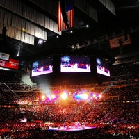 Photo taken at Houston Livestock Show and Rodeo by sozavac on 3/18/2013