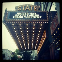 Photo taken at State Theatre Center for the Arts by Kel G. on 9/27/2012
