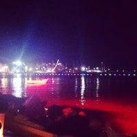 7/17/2013 tarihinde Senem A.ziyaretçi tarafından Cafe del Mar'de çekilen fotoğraf