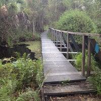 Photo taken at Tiger Creek Preserve by Whitney B. on 10/23/2012