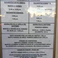 Photo taken at Iglesia Santa Ana de Chia by Arturo C. on 4/23/2017