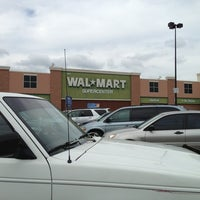 Photo taken at Walmart Supercenter by Tina U. on 5/30/2013